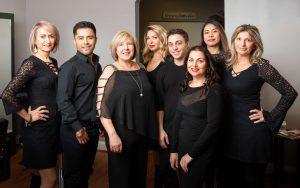Team Photo - Hair Salon Falls Church VA