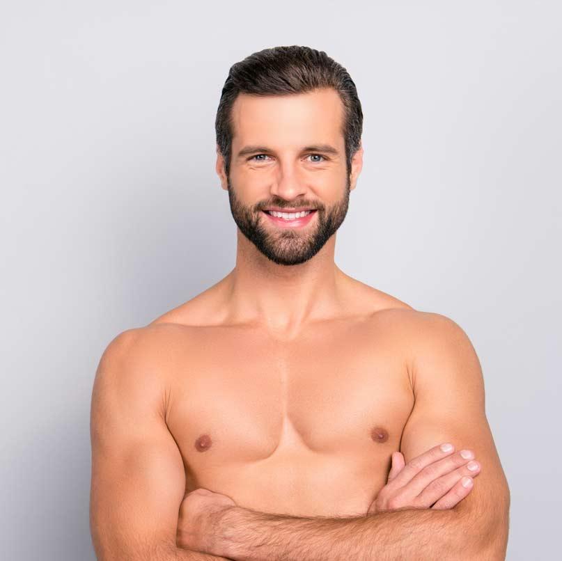 Hair removal for men in Falls Church VA